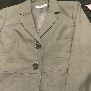 Size 12 Calvin Klein suit